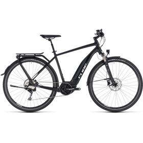 Cube Touring Hybrid Pro 400 - Vélo de trekking électrique - noir